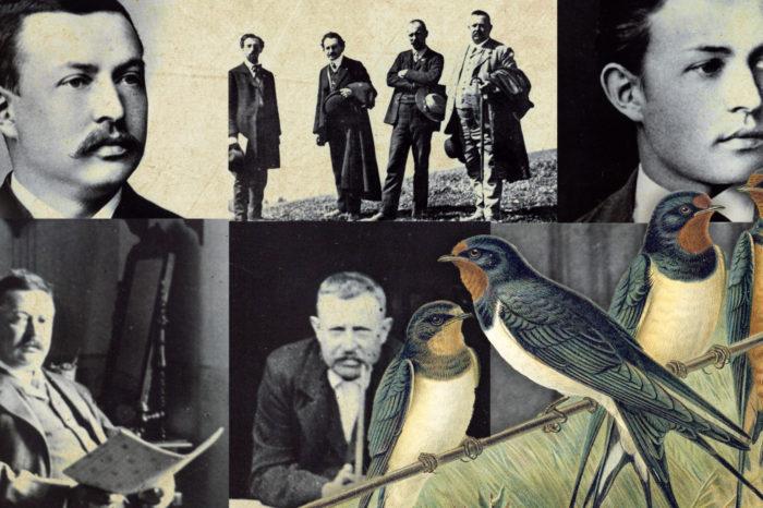 Karel Kněžourek: velká osobnost české ornitologie slaví 160. výročí narození