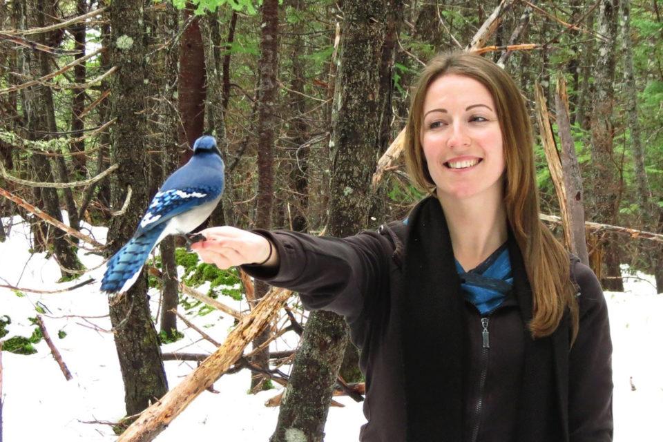 Lesley Earle: Žena, která mluví s ptáky