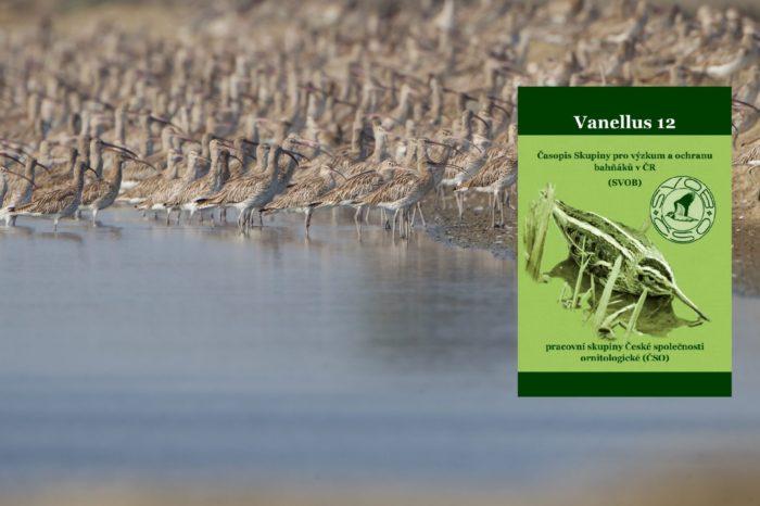 Vyšlo 12. číslo časopisu Vanellus