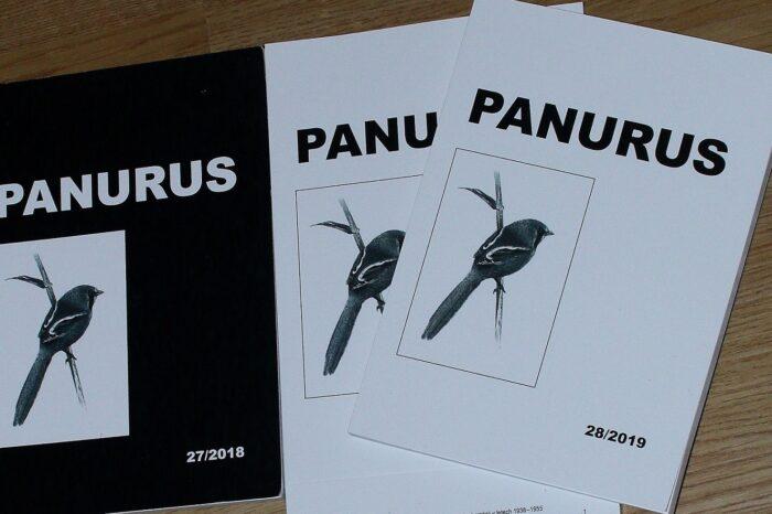 Nový Panurus právě vyšel