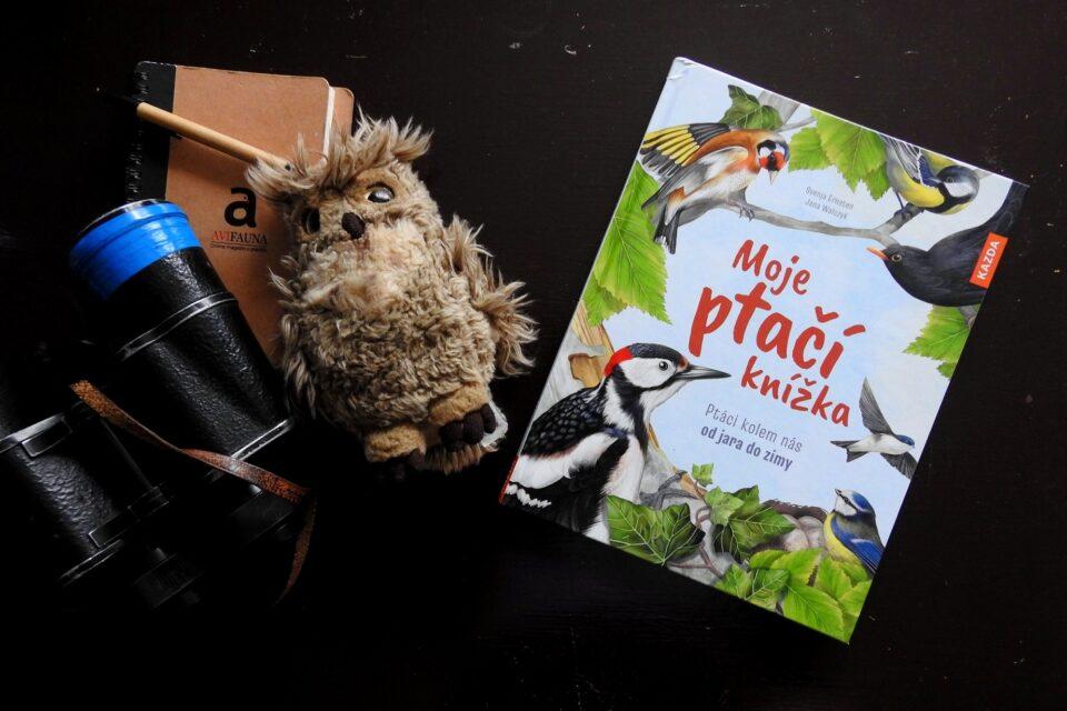 Recenze: Moje ptačí knížka